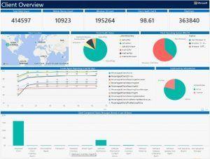 Client Overview (Screenshot)
