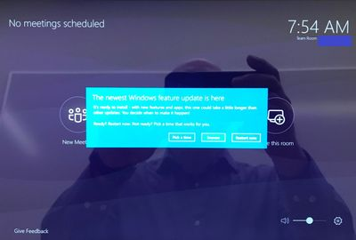 Windows Update Notification