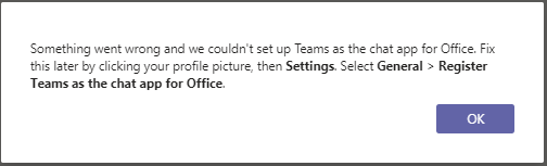 When users can't provide admin credentials, they then see this.