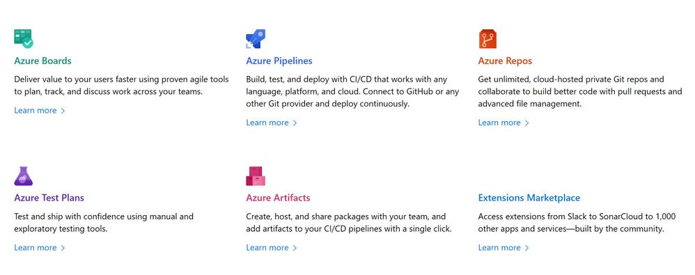 AzureDevOps Features.PNG