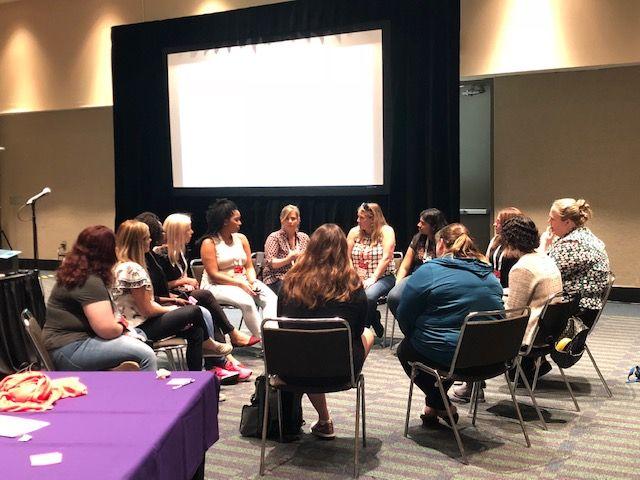 Women in Tech + Allies community meetup at Microsoft Ignite 2018