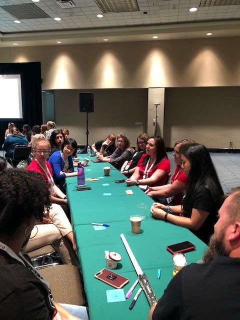 Parents in Tech community meetup at Microsoft Ignite 2018