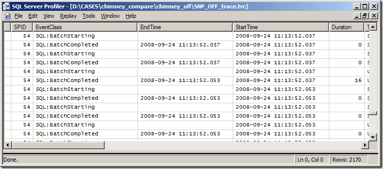 TCP Chimney Offload – Possible Performance and Concurrency