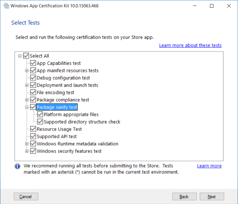 How to validate if your application is compliant with the