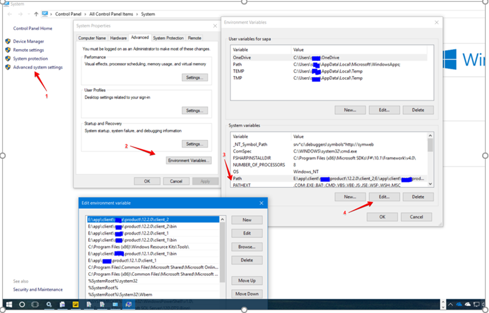 Configure Oracle data source for SQL Server Reporting