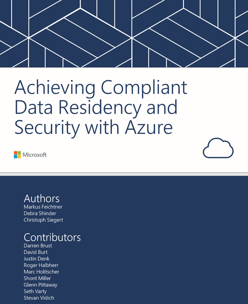 Achieving Complaint Data Residency and Security with Azure.PNG