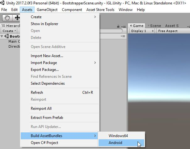 Azure and Unity3d - AssetBundle Delivery - Microsoft Tech