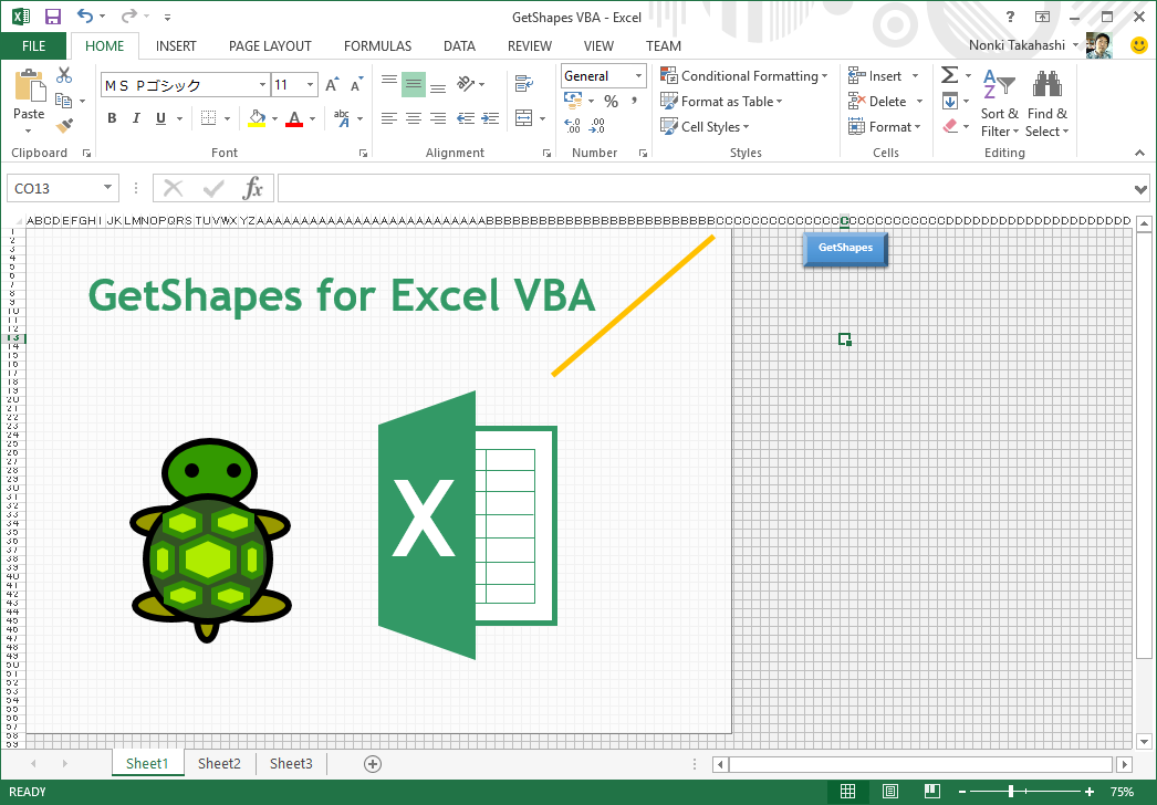 Small Basic Shapes from Microsoft Excel - Microsoft Tech Community
