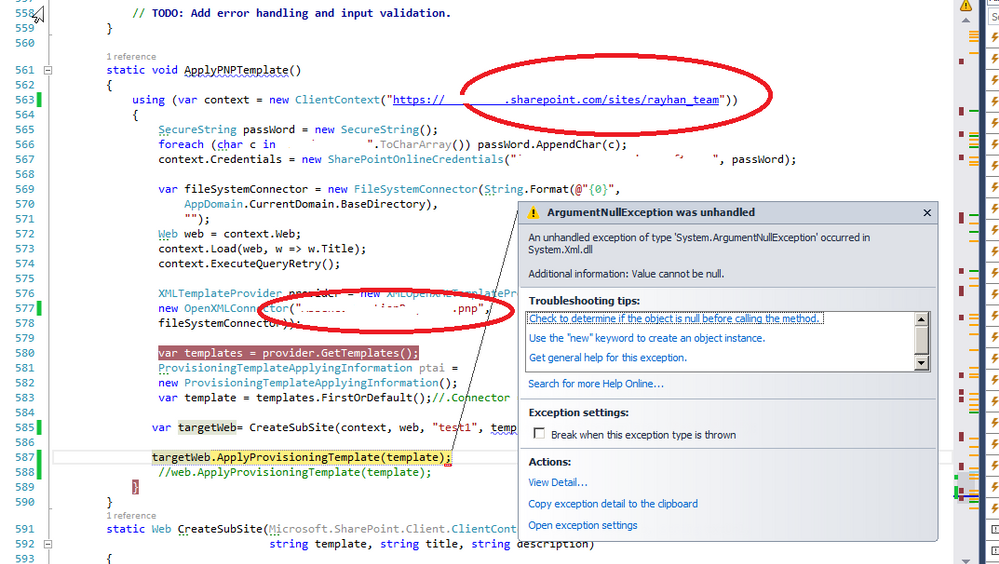 applying absencevacationrequest template on a subsite of a Team site.png