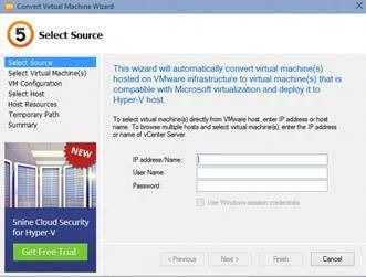 Best practices for migrating a datacenter from VMware to