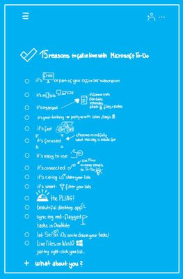 15 reasons to fall in love with Microsoft To-Do by Luise Freese