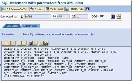 How to integrate SQL Server specific hints in ABAP