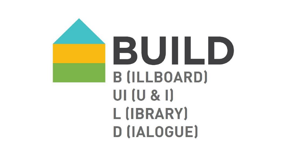 "BUILD became UNICEF's proprietary method of creating and growing communities, focusing on the Dialogue for Yammer while reinforcing other components required to create traction such as ""marketing"" the network with an online ""billboard"" (such as an intranet story) and a document library on SharePoint."