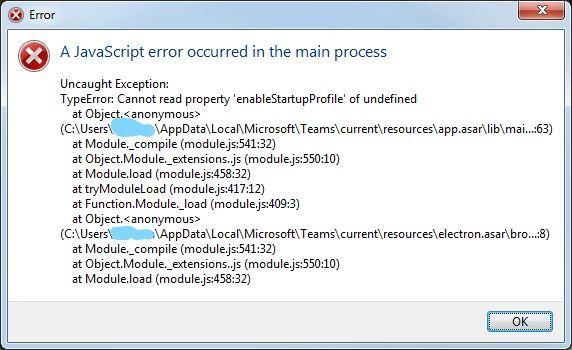 Teams Javascript Error.jpg