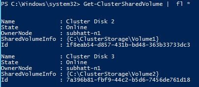 How to Run ChkDsk and Defrag on Cluster Shared Volumes in Windows