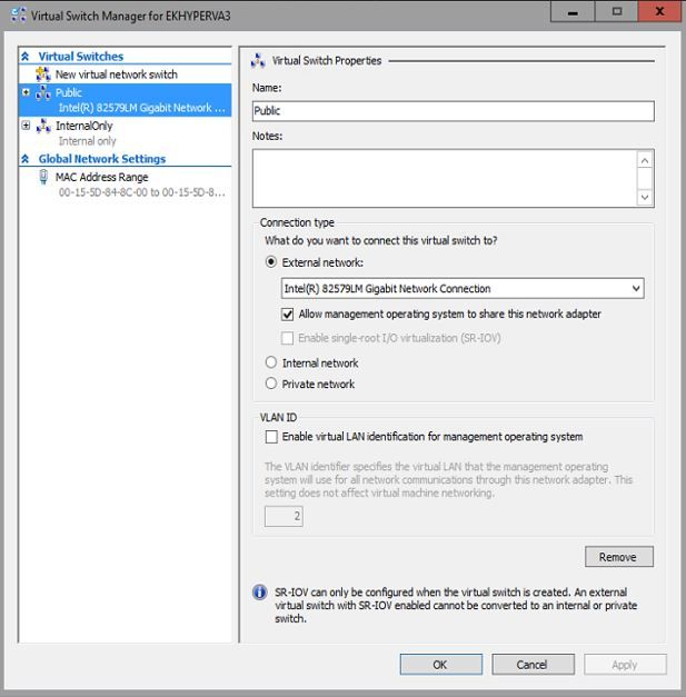 Storage Spaces Direct using Windows Server 2016 virtual