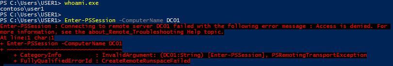 Leverage PowerShell Just Enough Administration for your Helpdesk