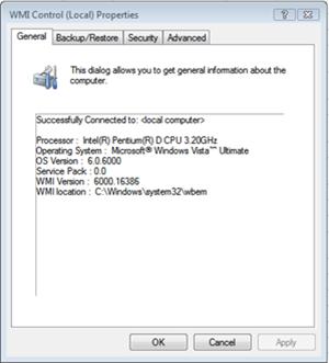 Basic WMI Testing - Microsoft Tech Community - 372423