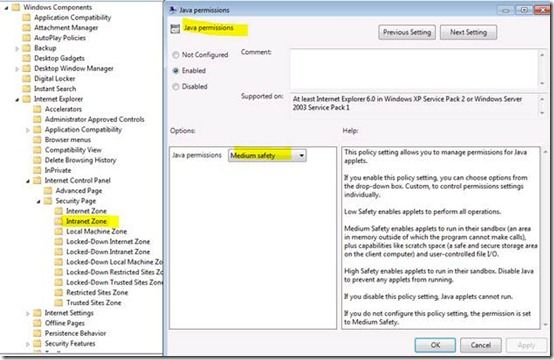 Internet Printing – How Windows decides if http or RPC is
