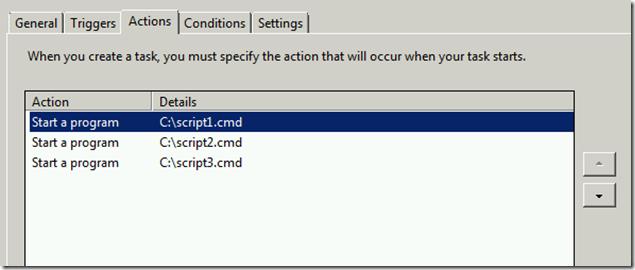 Help! My Scheduled Task does not run… - Microsoft Tech