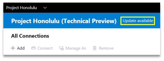 microsoft honolulu release date