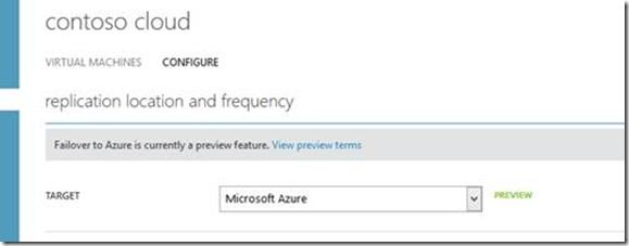 Disaster Recovery to Microsoft Azure – Part 2