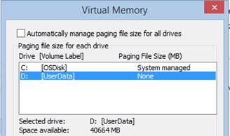 Excluding virtual disks in Hyper-V Replica
