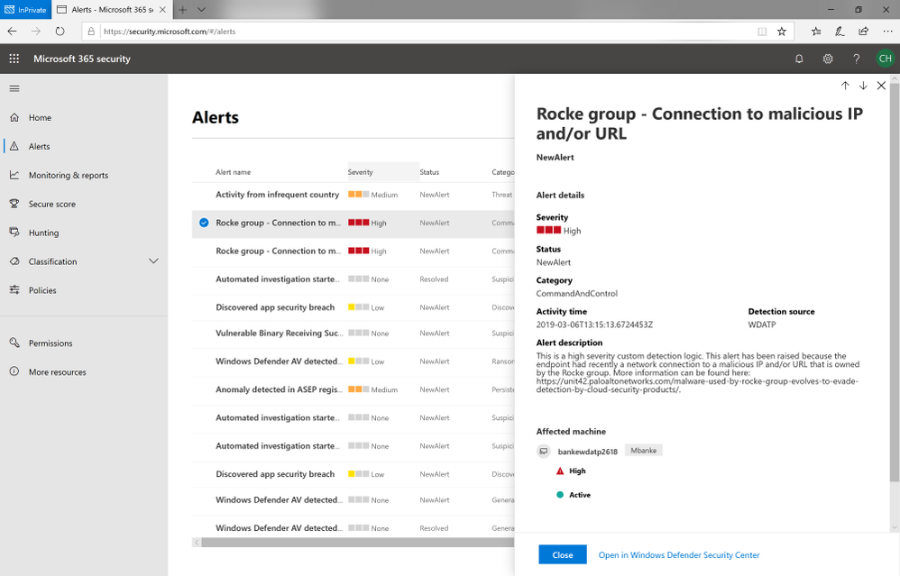 Blog 01 - Microsoft 365 Security Center Reaches General Availability - Final - Image 03.png