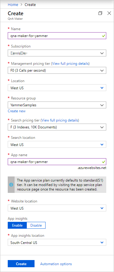 Create a knowledge-based community in Yammer by using QnA