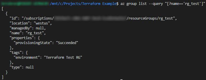Configuring Terraform on Windows 10 Linux Sub-System
