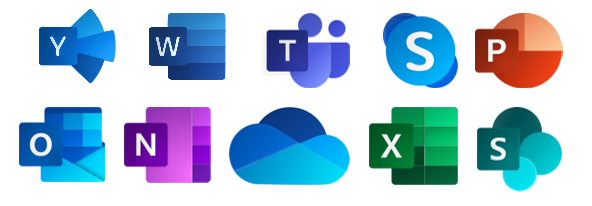 new office icon set - microsoft tech community
