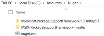 MSIX: Package Support Framework Part 3
