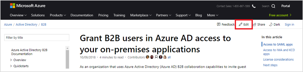 Contributing changes to the Azure AD documentation 1.png