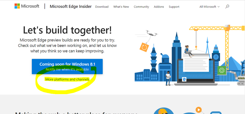 GUIDE : How to install Microsoft Edge Insider on Windows 8 1