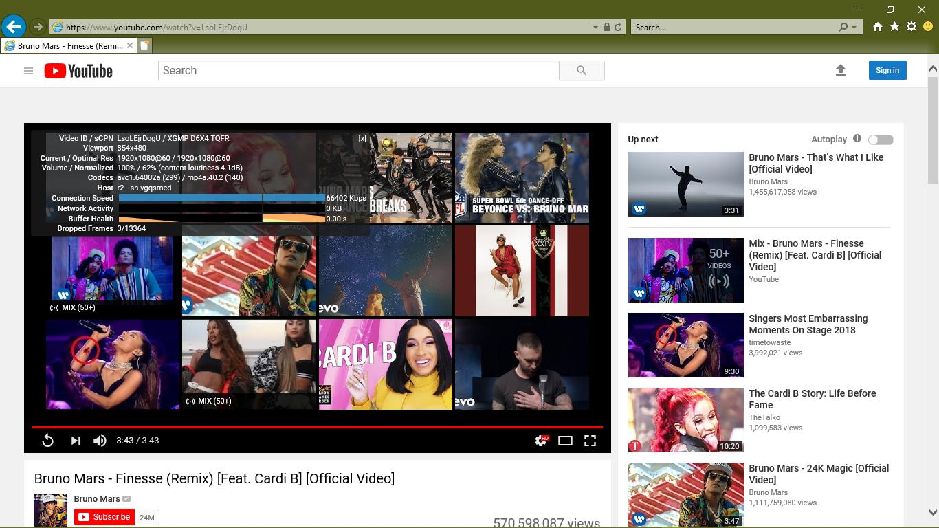 YouTube full screen playback is choppy - Microsoft Tech Community
