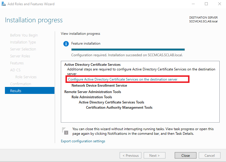 Support Tip - How to configure NDES for SCEP certificate deployments