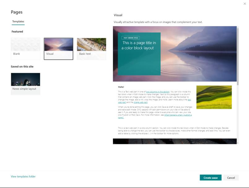 SharePoint News Enhancements – March 2019