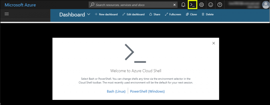 How To Create a Self Signed Certificate in Azure using Cloud Shell