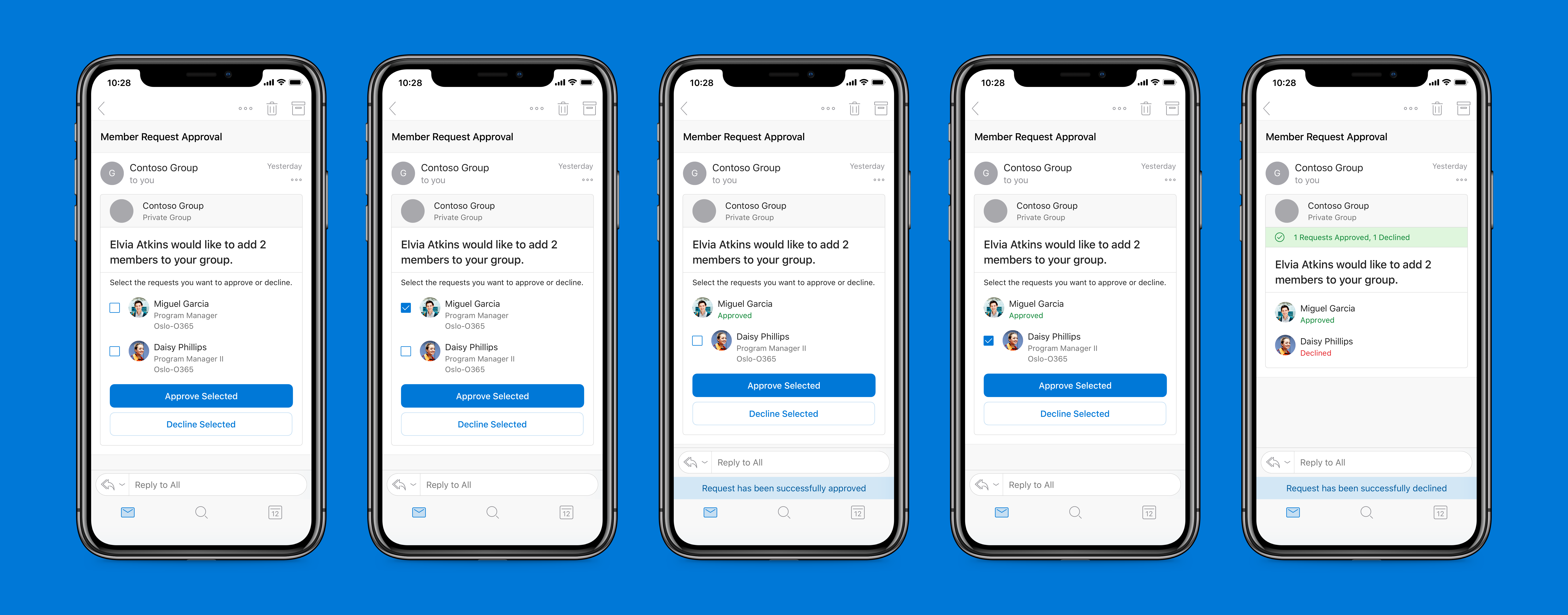509edf31 Actionable Messages in Outlook mobile help you act fast on the go -  Microsoft Tech Community - 483559