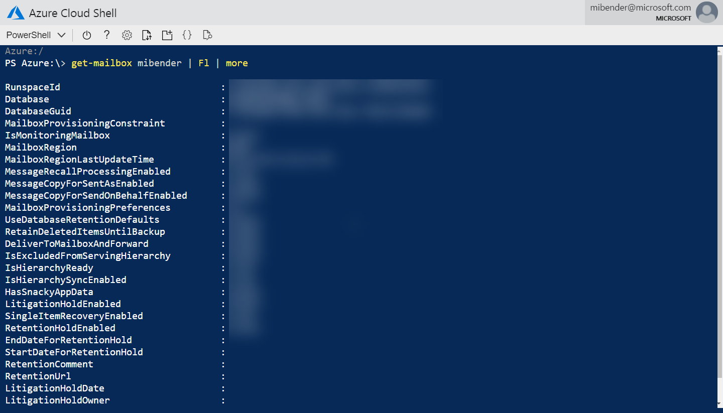 PowerShell Basics: Want to Use Exchange Online in Azure