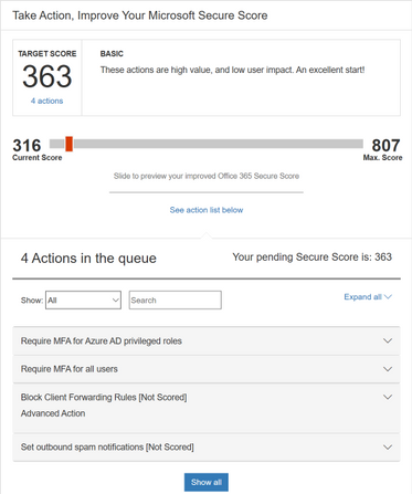 2019 - Blog 02 - A new home for an all-new look for Microsoft Secure Score - Final - Image 07.png