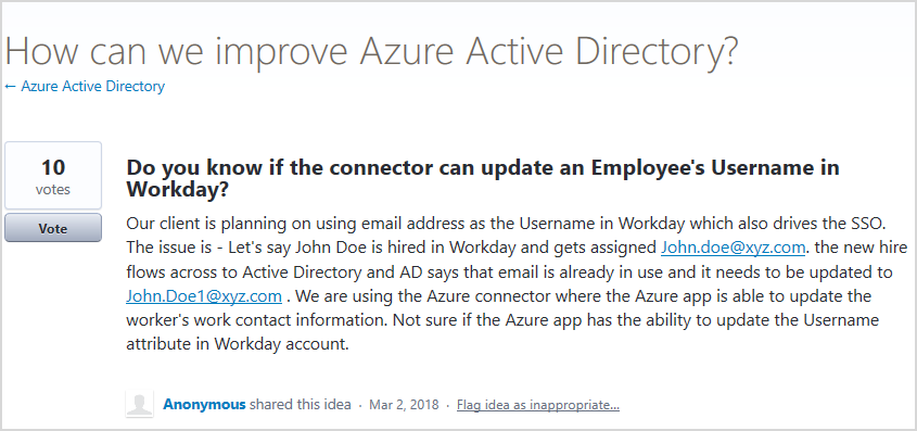 Build a strong identity foundation with Azure AD provisioning