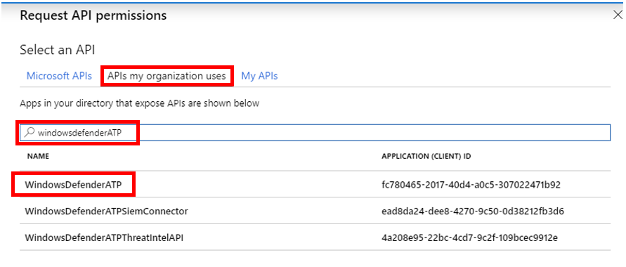 Microsoft Defender ATP and Malware Information Sharing