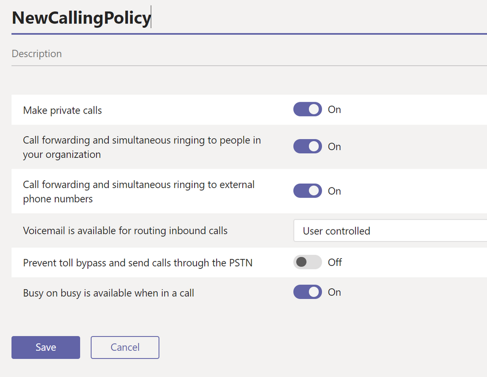 Skype for Business online Call queue issue - Busy on Busy