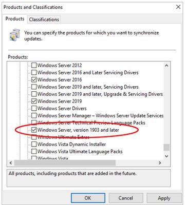 Updating Windows 10, version 1903 using Configuration