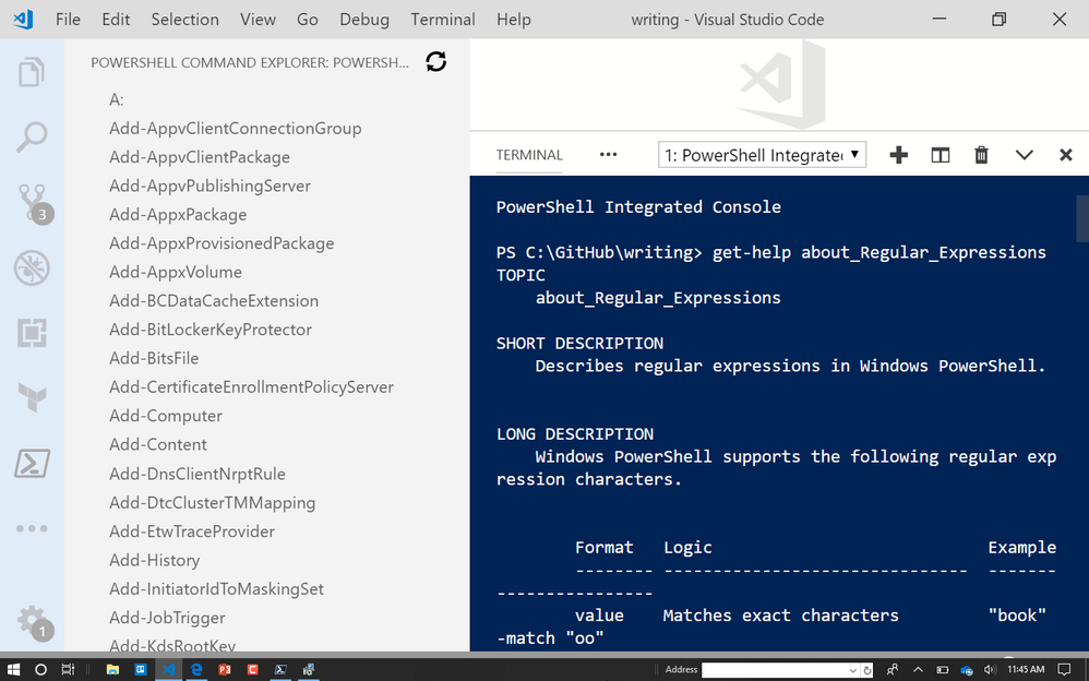 PowerShell Basics: Meet About - The Owner's Manual for PowerShell