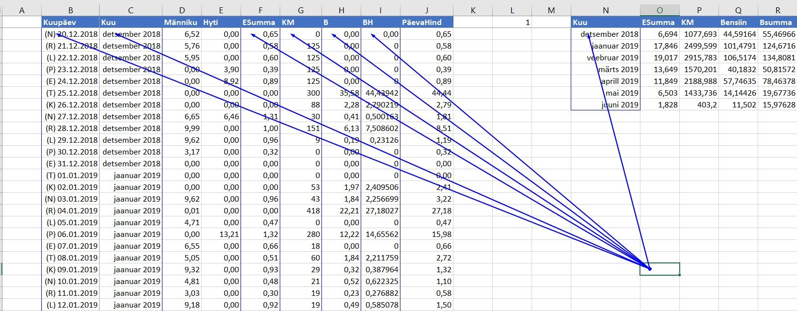 Preview of Dynamic Arrays in Excel - Microsoft Tech