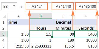 convert-time-decimal-excel