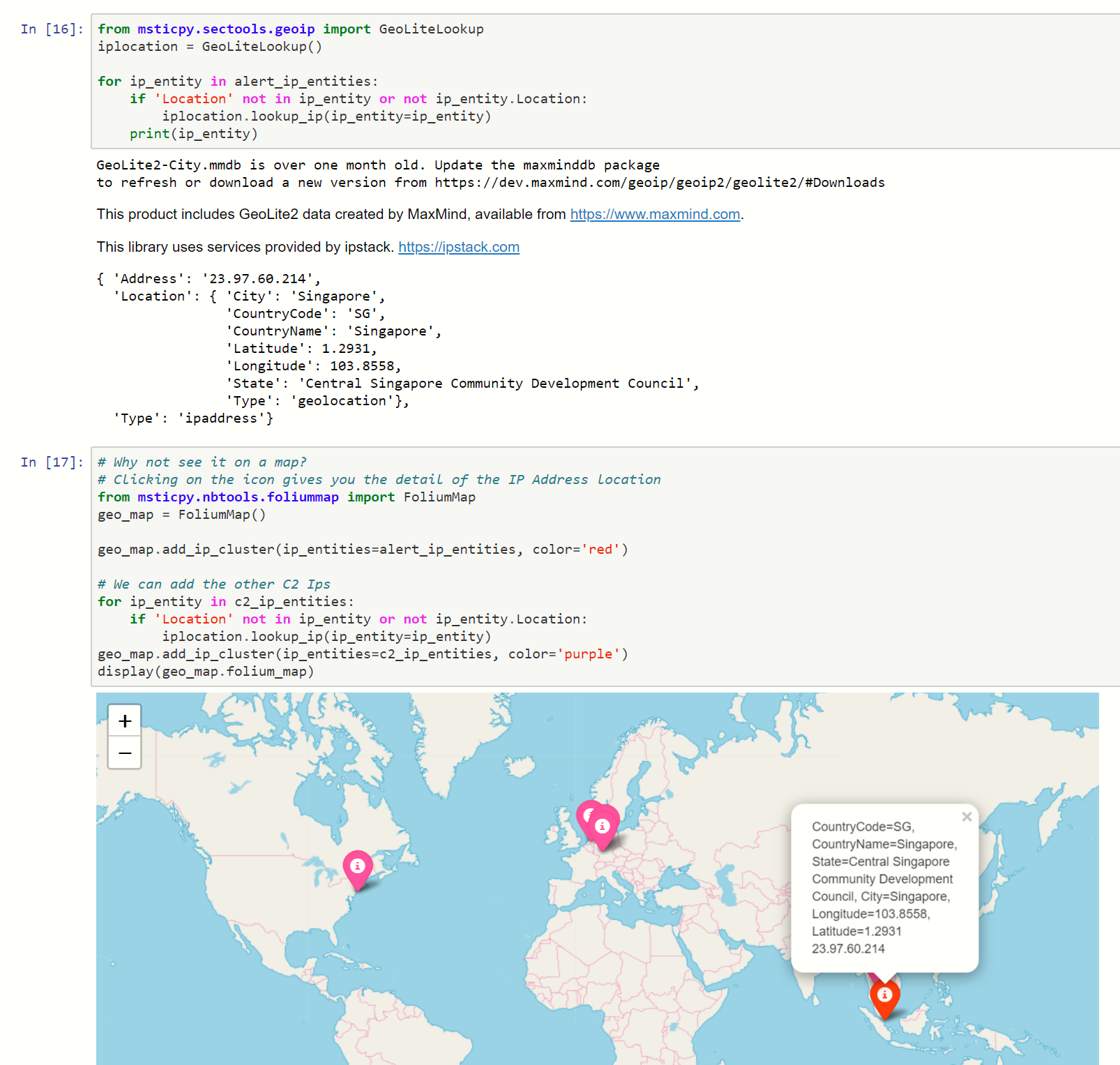 msticpy - Python Defender Tools - Microsoft Tech Community - 648929