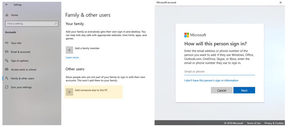 Windows 10 is going passwordless.